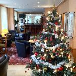 Hotel Berlin weihnachtlich