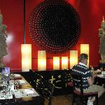 "Asian Dining Room ""Bamboo"""