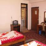 my best room when i was in hotel tenki