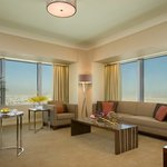 Four Seasons Executive Suite - Living Area