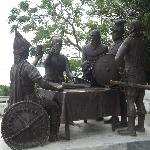 Phillipine history happened in Bohol!