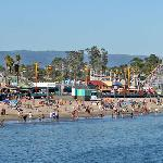 The Santa Cruz Boardwalk