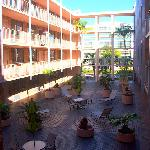 Ramada Courtyard