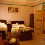 Grandiloquent room