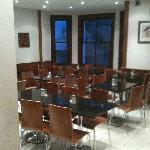 salle petit déj