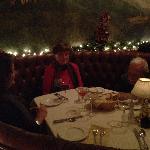 At the Table Ristorante Villa Portofino in Avalon.
