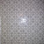 "A good surviving example of an H&R Johnson tile installation - ""Cristal Vanity Fair"" c.1979!"