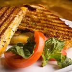 Triple Cheese Grilled Cheese