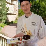 Pastry Chef Jeremy Garcia