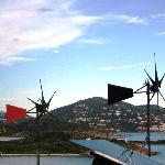 Windmills & Solar Panel