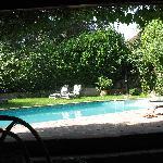 heerlijk (prive) zwembad