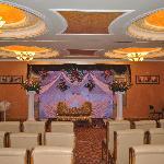 sagan ceremony decorations