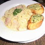 Eden Bungalows restaurant