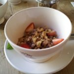 Cranberry Harvest Porridge Special