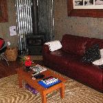 Turner Cotttage - lounge