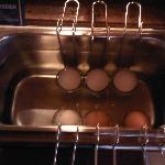 Egg Counter - only boil eggs