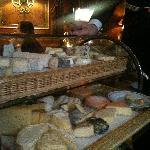 Unglaublicher Käsewagen