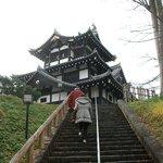 高田城3階櫓