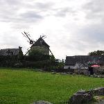 Le moulin du Mont, crêperie.