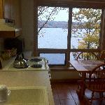 Sunflower Suite - kitchen