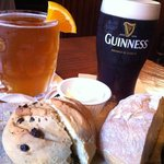 Bread and Brew...wonderful!