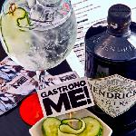 Gin tonic de Hendricks con pepino