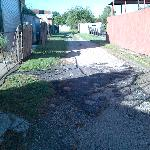 Access/ Driveway to car park at rear of property