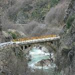 Old Bridge Rugova Gorge