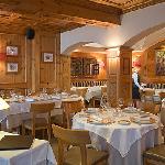 Hotel le Yeti**** salle de restaurant