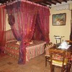 letto stanza SILVIO