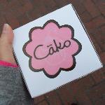 The cute Cako box!