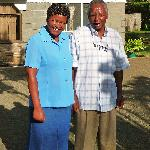 Andy and Lillian - the real reasons you should stay at Tumaini