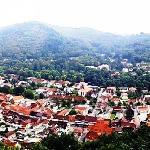 Panoramafoto vom Hausberg