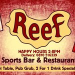 Foto van Reef Sports Bar & Restaurant