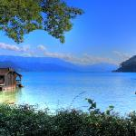 Attersee in HDR