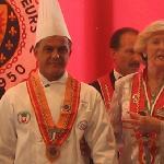 2006 Chaine de Rotisseur ceremony