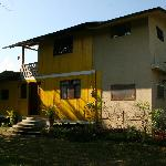 One of the guest houses.