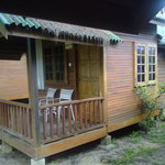 The 2bedroom chalet