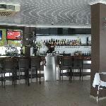Bar at Chill & Gladys