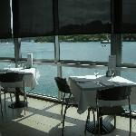 Chill Restaurant window tables