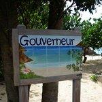 Anse du Gouverneur