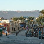 the centre of Dahab