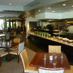 Breakfast room / restaurant