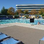 Pool - one of three pools