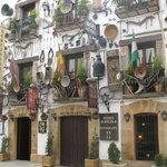 museo agricola de ubeda restaurante hotel asador