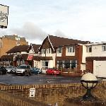 St Ives Hotel from the street