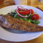 Smoked mackeral