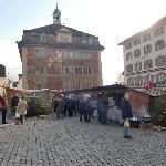 Marché de Noël à Schwytz