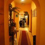 Couloir de l'hôtel