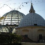 La terrazza sulla Galleria Umberto I°